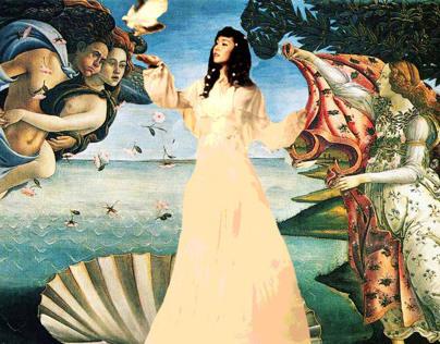 Birth of Venus Remix