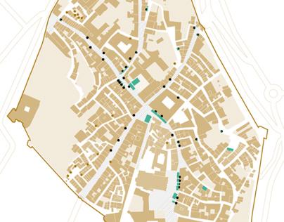 Atlas of public Urbino - Interferenze