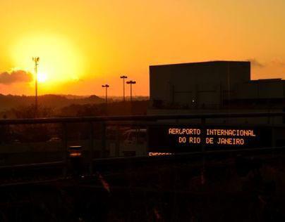 Aeroporto...