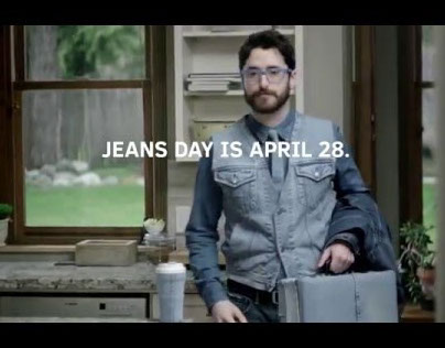 #JeanUp for Jeans Day™