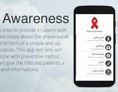 AIDS Awareness Application