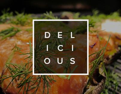 Delicious - Mobile App