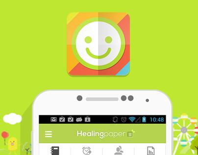 'HealingPaper' app for health care