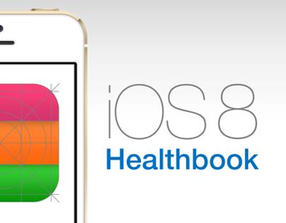 iOS 8 Healthbook Concept