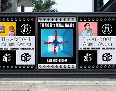 ADC 99th Annual Awards | brand identity | motion design