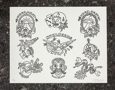 Flash Sheet Prints