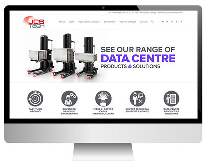 JCS Technologies Pty Ltd Responsive Website