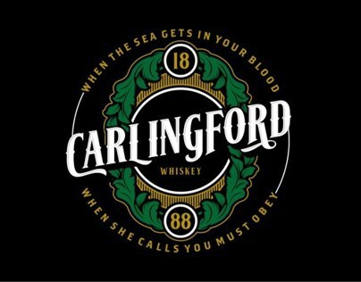 Carlingford Typeface