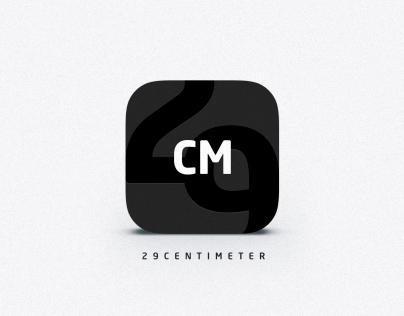 Select Shop '29CM' iOS App