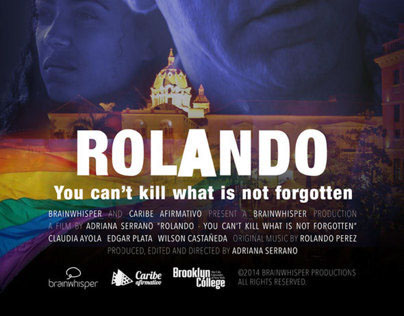Rolando - You can't kill what is not forgotten