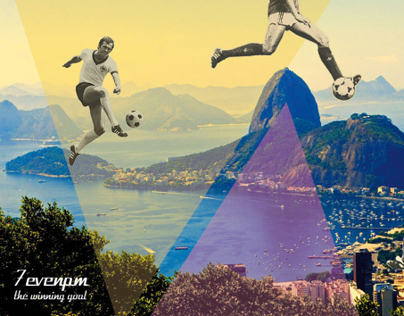 7evenpm - the winning goal / collage