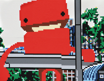 LEGO Imagine Windows