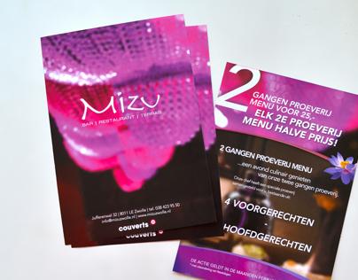 MIZU flyer