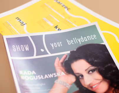 SHOW your bellydance