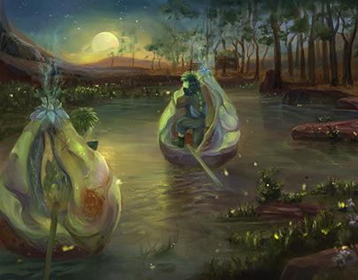 Mystic Riverside