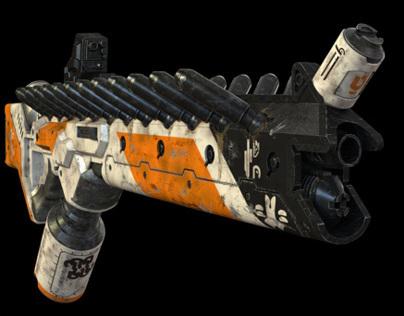 District 9 Assault Rifle