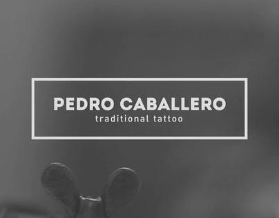 Pedro Caballero / traditional tattoo