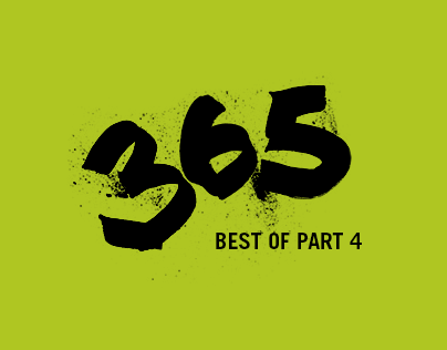 The 365 Project  (Best of, Part 4)