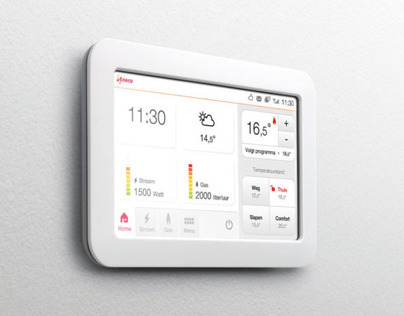 Toon: Revolutionairy thermostat invites instant insight