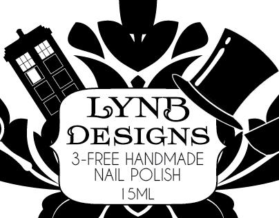 LynBDesigns Logo & Label Design