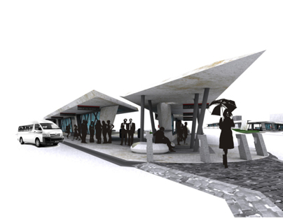 Architecture - Thesis Project - BRT using Minibus Taxis