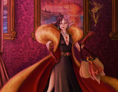 Devil In A Fur Coat