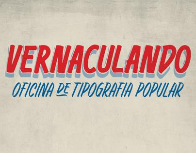 Cartazes/Posters Vernaculando