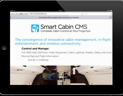 Smart Cabin CMS - Temporary Site