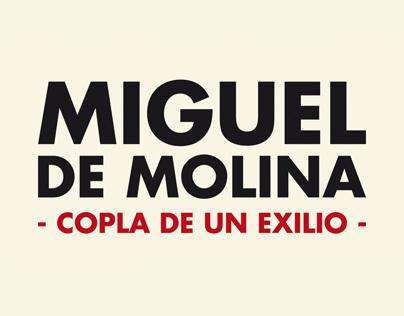 MIGUEL DE MOLINA - Copla de un exilio -