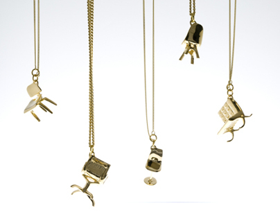 TINY LITTLE CHAIRS JEWELRY