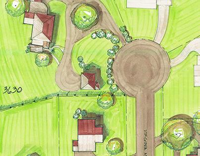 Deephaven Farm Site Plan