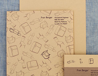 Fran Berger Stationery