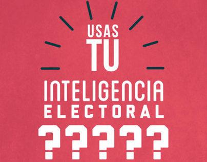 Inteligencia Electoral