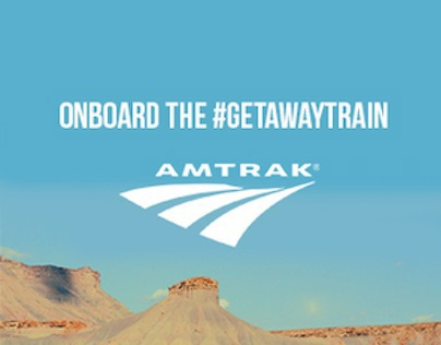 Amtrak: The #GetawayTrain