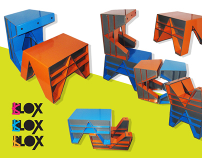 BLOX Children's school furniture