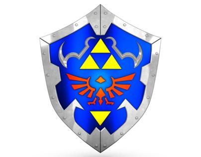 Hyrule Shield - Ocarina of Time