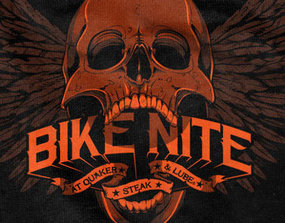 Quaker Steak & Lube: Bike Nite