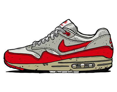 NIKE AIR MAX DAY - Tribute Artwork