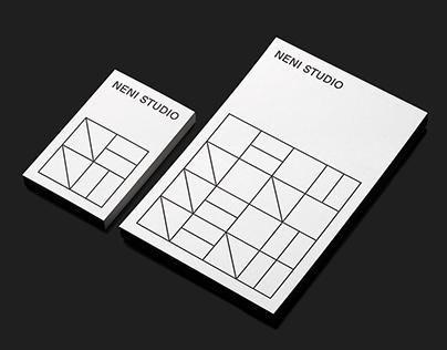 Neni Studio Identity