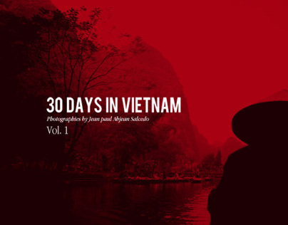 30 Days in Vietnam