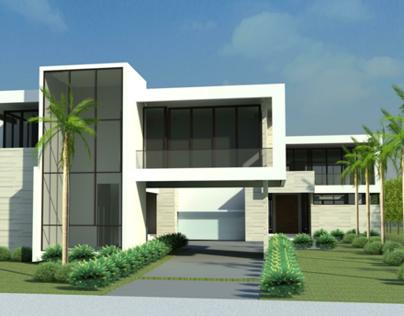 North Bay Residence (Miami Beach, USA)