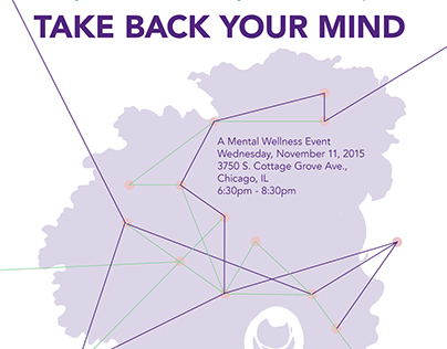Poster for Mental Wellness Event