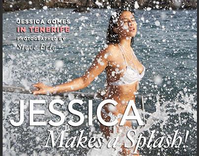BLOG: Swim a la Mode Jessica Gomes in Tenerife