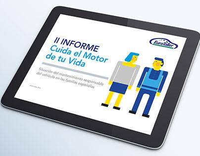 II Informe Cuida el Motor de tu Vida | eBook