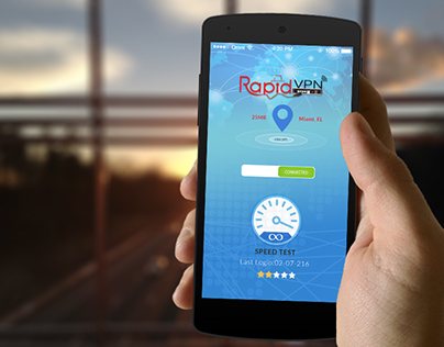 Rapid VPN App Design