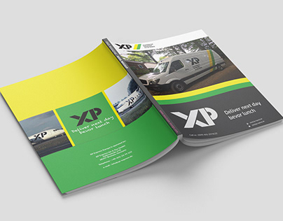 XP-transport brochure work (Germany)
