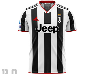 Concept Home Jersey Juventus 2020-2021
