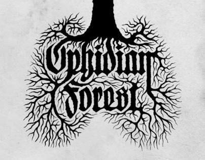 Ophidian Forest Logo