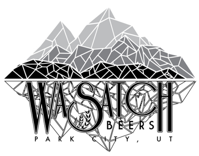 Geodesic: Digital Illustration for Wasatch Beers