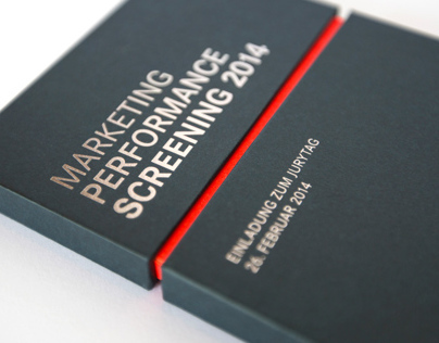 Marketing Performance Screening 2014